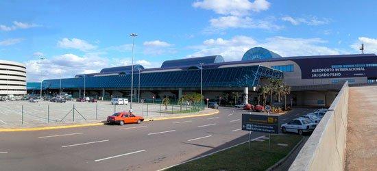 Aeroporto Internacional Salgado Filho Porto Alegre Rs Brasil : Voo para lisboa suspende decolagem no aeroporto salgado