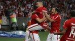 Inter venceu o Santa Fe por 2 a 0 e garantiu vaga na semifinal da Libertadores