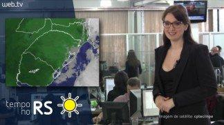Sexta-feira de tempo parcialmente nublado na maior parte do Estado