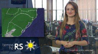 Terça-feira de sol com nuvens na maior parte do Rio Grande do Sul