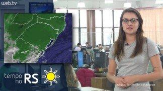 Quinta-feira deve ser de sol entre nuvens no Rio Grande do Sul