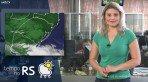 Pancadas de chuva e curtos períodos de sol marcam esta segunda-feira no Estado