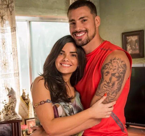 Suficiente Cauã Raymond faz tattoo fake. Veja essa e outras tatuagens da TV  ID54