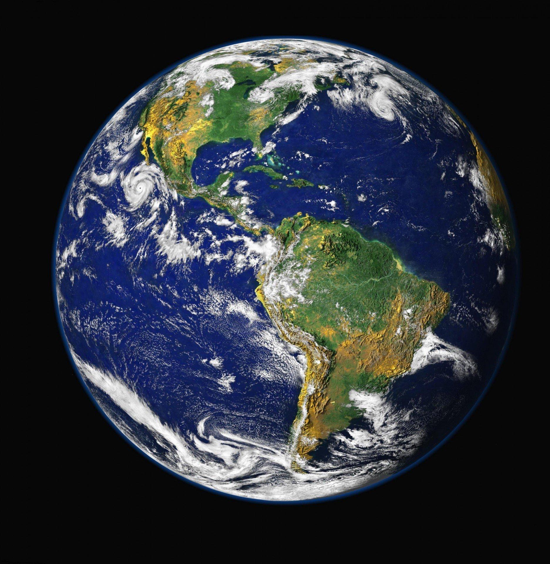 Google earth ganha imagens mais ntidas tecnologia jornal vs google earth comea a oferecer novas visualizaes baseadas em satlite mais atualizado stopboris Choice Image