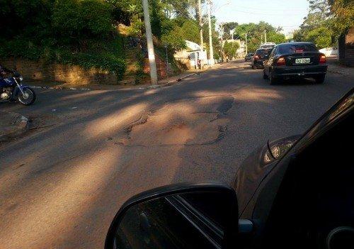 Rua Dem�trio Ribeiro