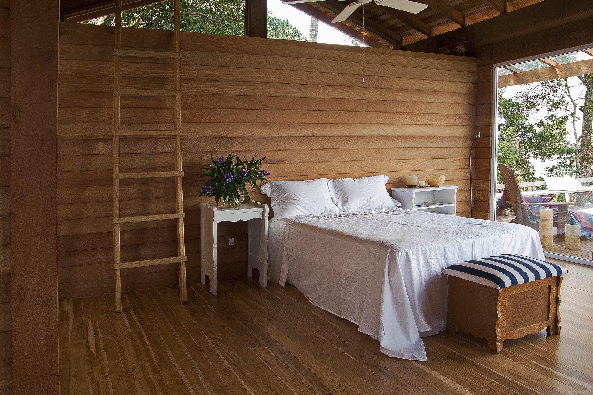 decoracao de interiores sao joao da madeira:em madeira nobre, o conforto e aconchego são um convite para
