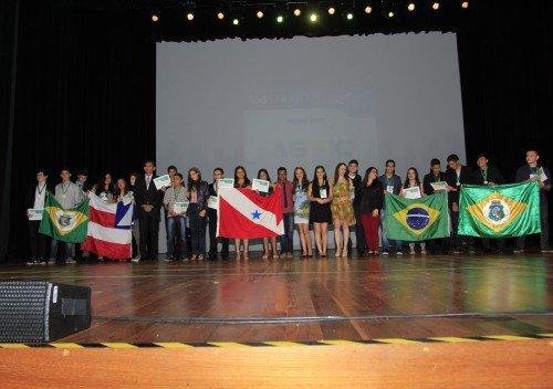 Ao longo de quatro dias, a Mostratec reuniu 380 projetos de 19 países, além de outros 160 do ensino fundamental
