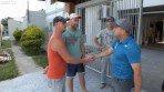 O encontro entre motorista e trio que recuperou bolsa com R$ 4,3 mil. Veja no Boletim NH News