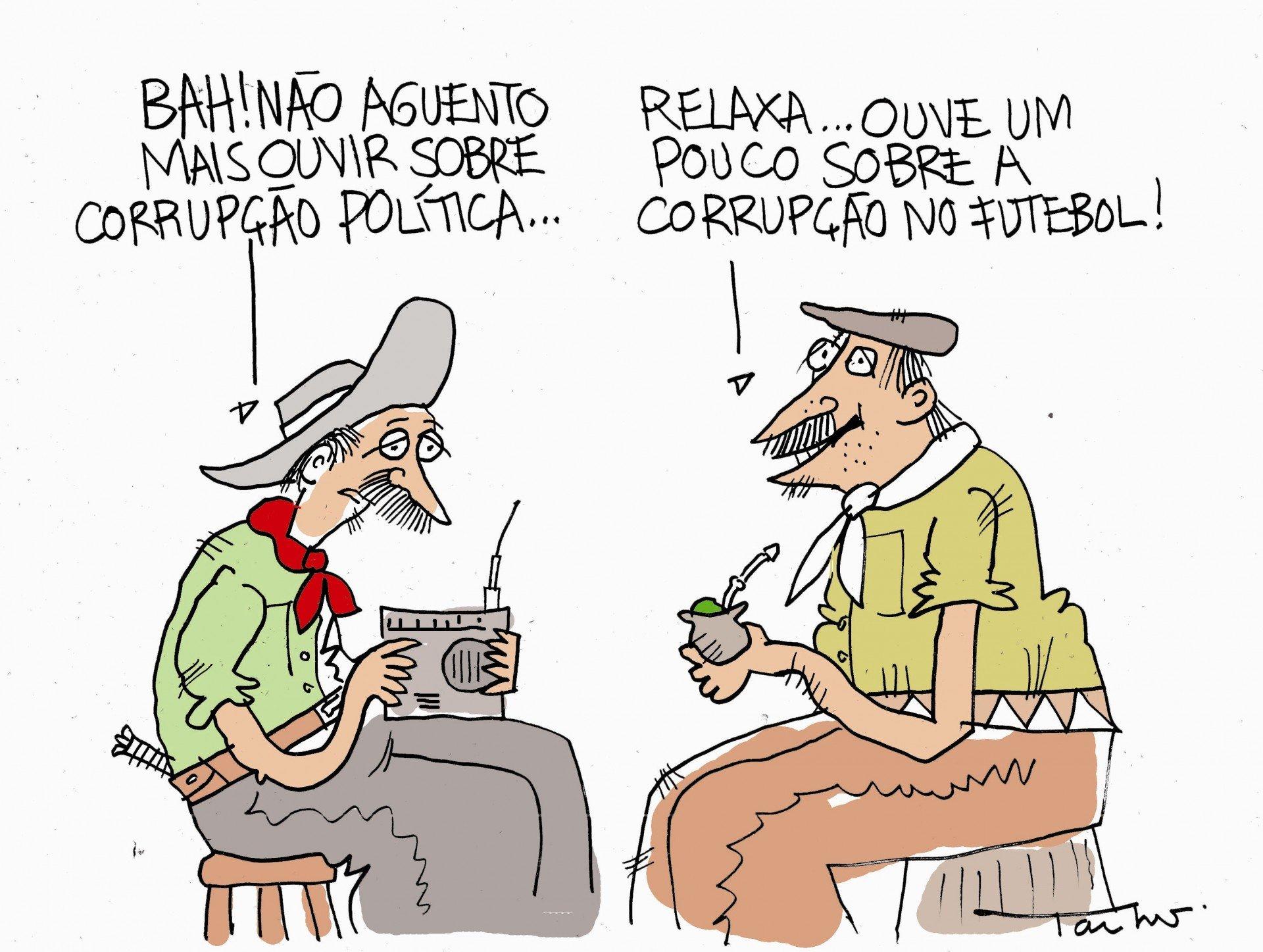 Resultado de imagem para CORRUPÇÃO CHARGES
