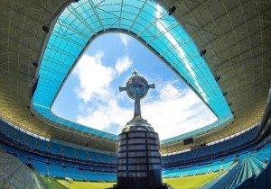 Grêmio estreia na Libertadores no dia 18 de fevereiro