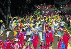 Desfile de carnaval ocorre neste sábado em São Leopoldo