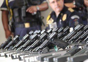 Doação da Taurus incremente o efetivo com 25 armas
