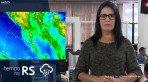 Instabilidade provoca chuva e reduz temperatura nesta ter�a-feira na regi�o