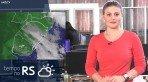 Pode nevar nas �reas mais elevadas da Serra ga�cha nesta segunda-feira