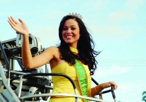 Ex-Miss Brasil 2004, Fabiane recentemente frequentava o curso de Direito na Universidade de Caxias do Sul
