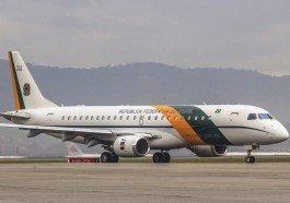 Aeronave da Força Aérea Brasileira levou coração para homem de 58 anos