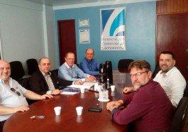 Comissão se reuniu nesta quinta-feira, 25, na sede da Associação Comercial