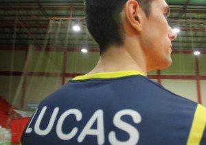 Jogador da Sele��o Brasileira de Surdos