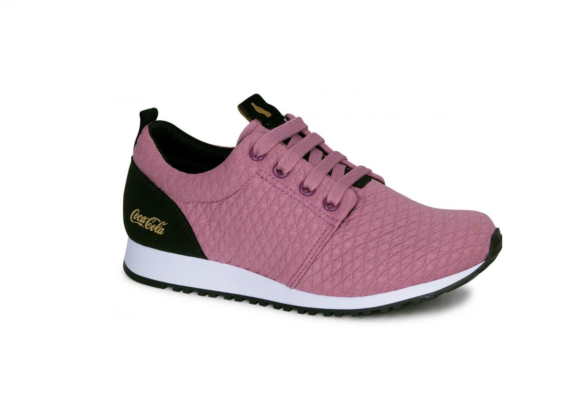 Solado em EVA é novidade em tênis da Coca-Cola Shoes - Moda - Exclusivo a0388940f3d47