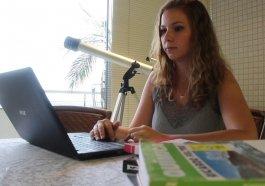 Estudante de 19 anos da Liberato é escolhida para estudar em universidade dos EUA
