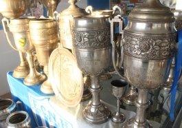 Taças históricas