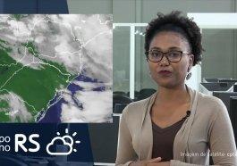 Previsão do tempo para segunda-feira (22)
