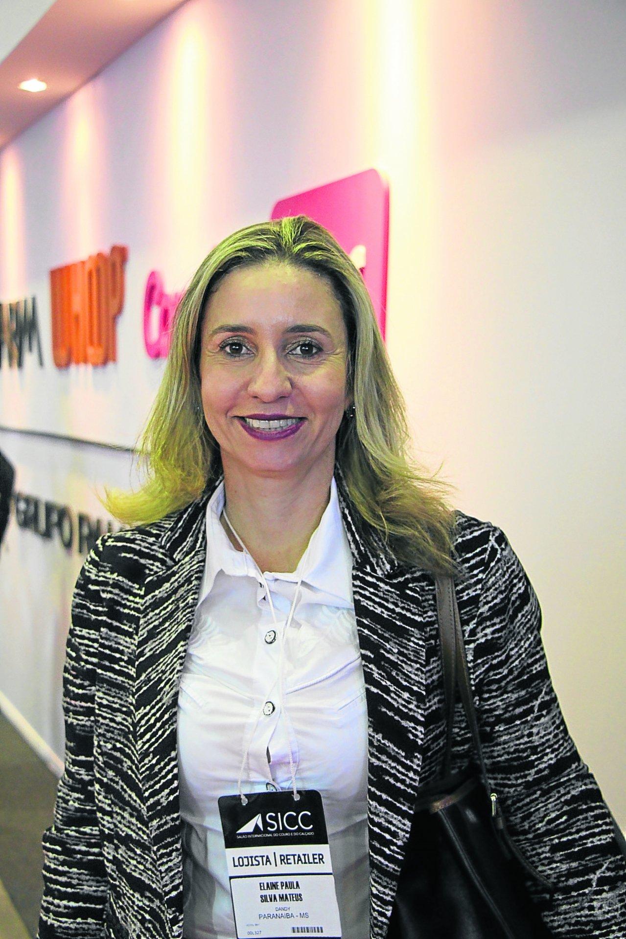 Elaine Paula da Silva Mateus (Danty Calçados)