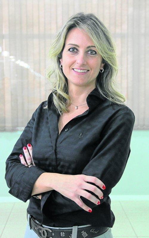 Simone é a primeira mulher a comandar a Federasul