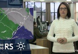 Terça-feira gelada e com temperaturas negativas na região