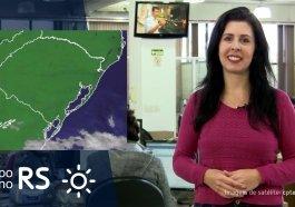 Final de semana começa com pequeno aumento da temperatura na região