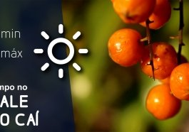 Temperatura pode ultrapassar os 30ºC nesta quarta-feira na região