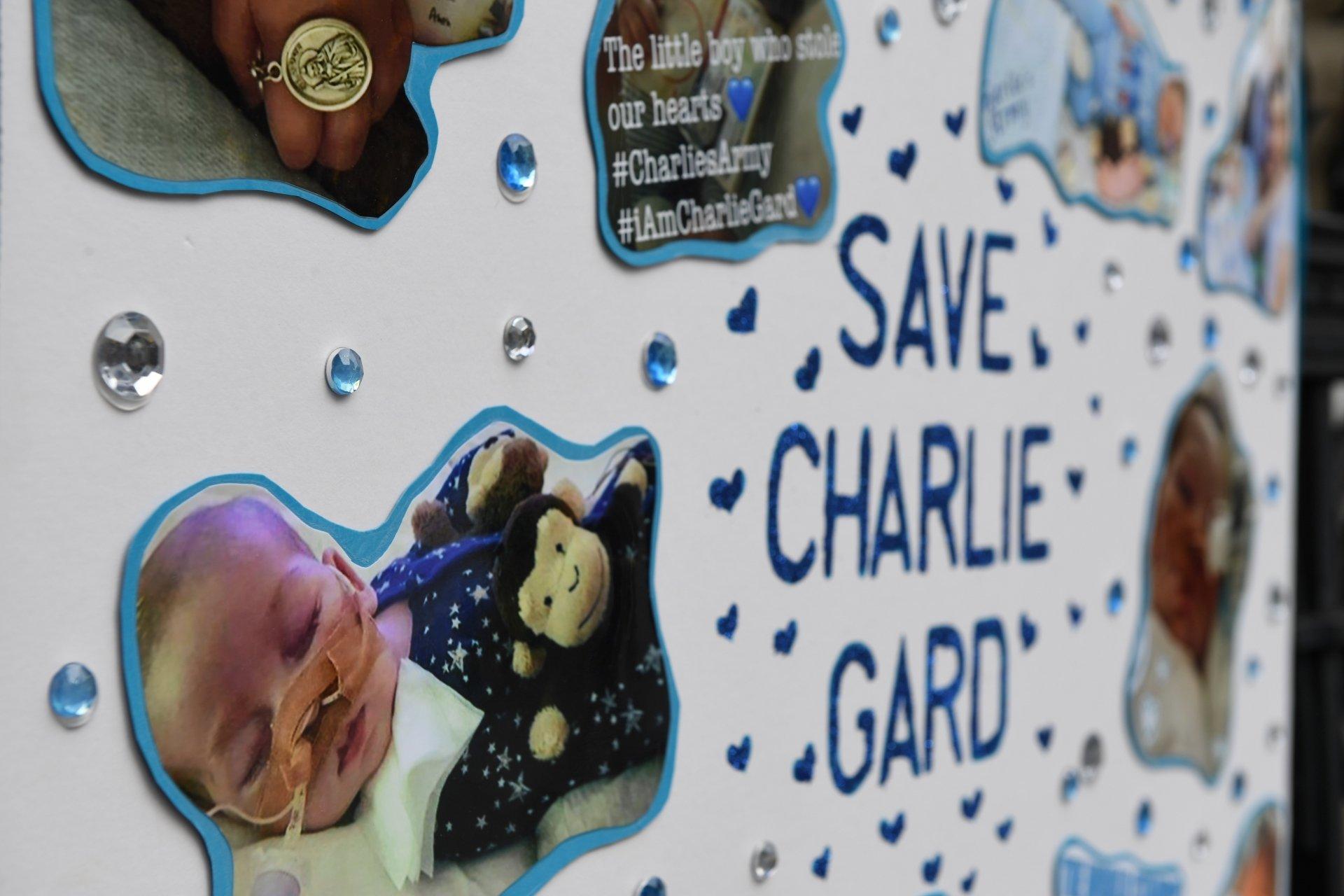 Bebê Charlie Gard morre no Reino Unido