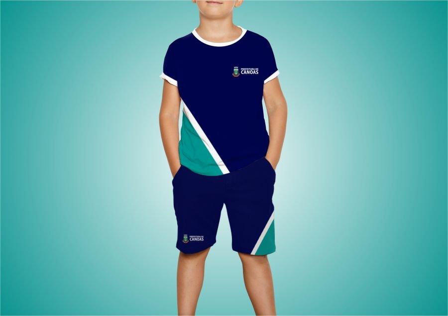 d9a268e135326 Escolhido novo modelo de uniforme para escolas municipais de ensino  fundamental