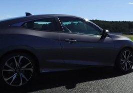 Honda confirma venda do Civic Si no Brasil em 2018