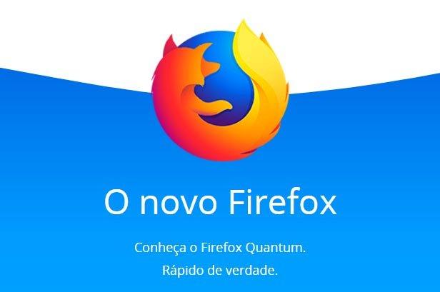 Novo browser Firefox promete superar velocidade do Chrome
