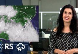Sexta-feira será de chuva e trovoadas em toda a região