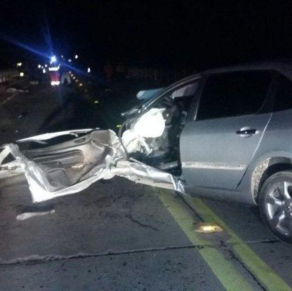 Foram cinco mortes em dois acidentes no interior do Estado somente na noite de sábado