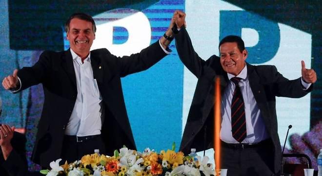 Eleição de Bolsonaro à Presidência