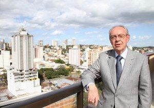 Paulo Kopschina é o novo gestor da Junta Comercial