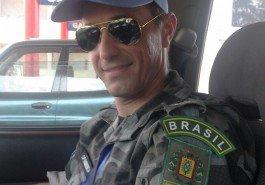 Capitão da Brigada Militar na Guiné-Bissau