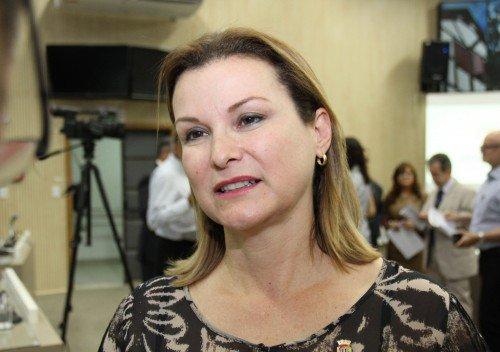 Fatima Daudt declara que Novo Hamburgo está de portas abertas para Havan - Jornal NH