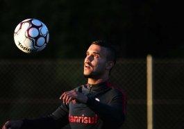 Pottker deve ser a novidade do Inter contra o Criciúma