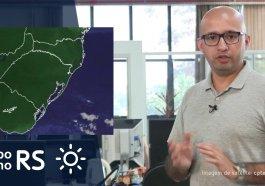 Semana começa com temperatura amena e tempo seco na região