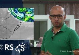 Quarta-feira de temperaturas altas e possibilidade de chuva na região