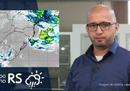 Final de semana com temperaturas acima dos 30 graus e possibilidade de chuva