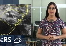 Sol e nuvens predominam na região nesta sexta-feira