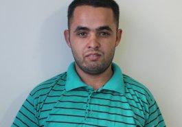 Andrei Jorge da Silva, 21 anos, filho de Jair