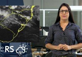 Terça-feira com pancadas de chuva na região