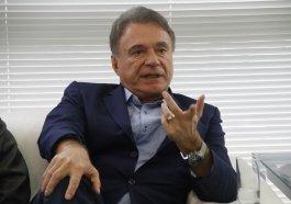 Pré-candidato à Presidência, senador Álvaro Dias detalha suas propostas em Novo Hamburgo