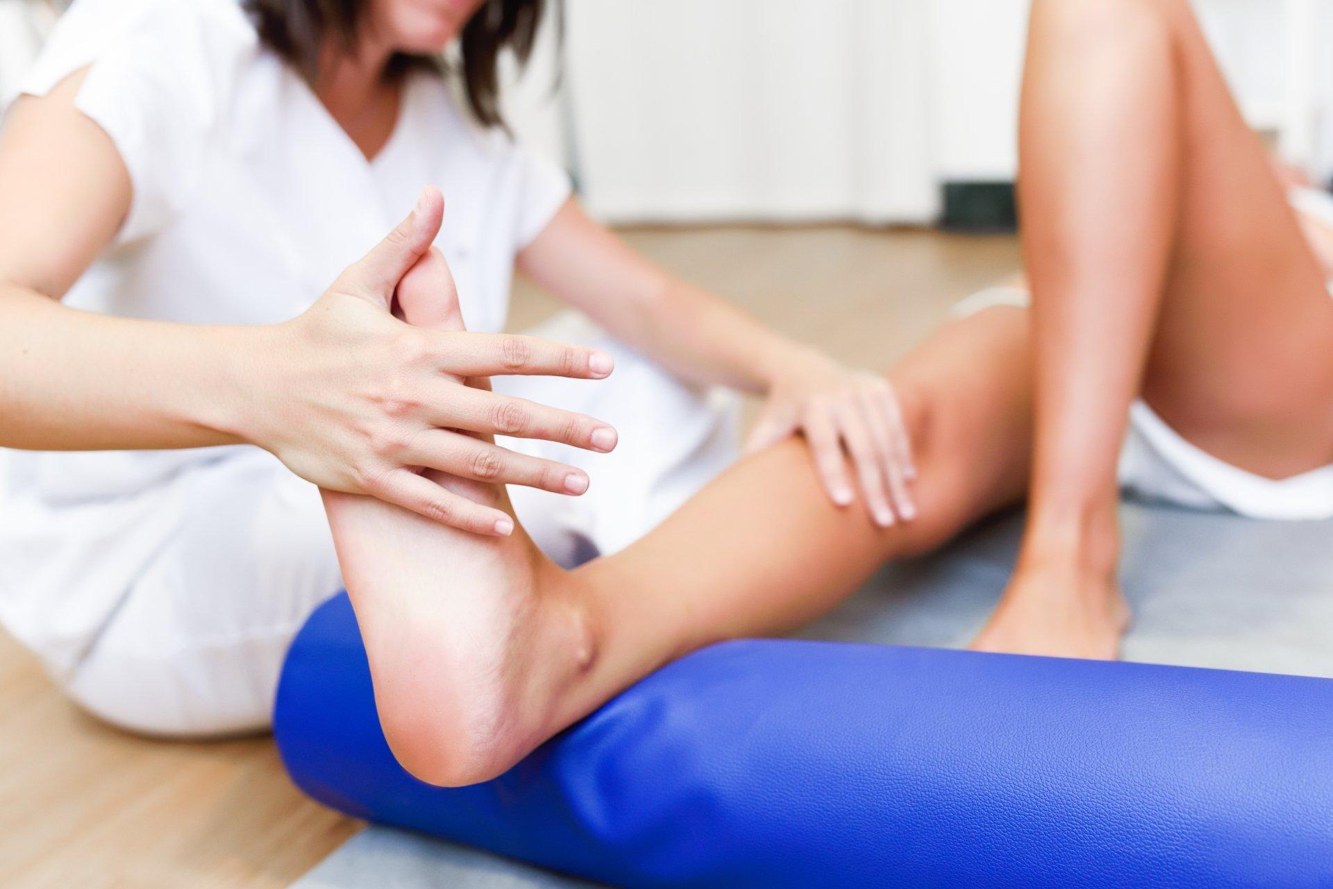 Das exercício para inquietas síndrome pernas